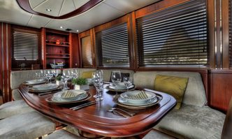 Victoria yacht charter Inace Yachts Motor Yacht