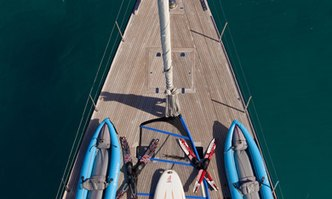 Asahi yacht charter Tréhard Marine Sail Yacht