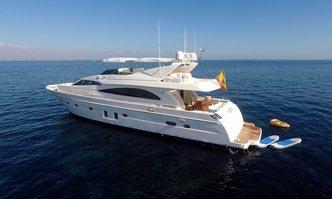 Hemera IV yacht charter Astondoa Motor Yacht