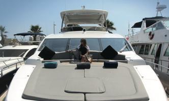 Vita yacht charter Sunseeker Motor Yacht