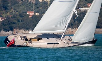 Inti Cube yacht charter Wally Sail Yacht