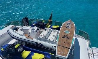 No Bad Ideas yacht charter Westport Yachts Motor Yacht