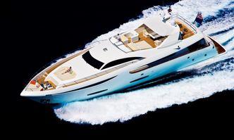 Sunkiss yacht charter Nedship Motor Yacht