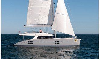 Pomaikai yacht charter Sunreef Yachts Motor Yacht