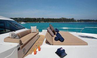 Agave yacht charter Princess Motor Yacht