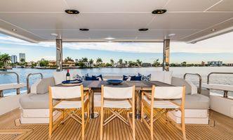 Majestic Moments yacht charter Azimut Motor Yacht