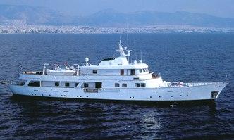 Beluga C yacht charter Ishikawajima-Harima Heavy Ind. Motor Yacht