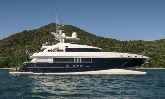 Spirit yacht charter New Zealand Yachts Motor Yacht
