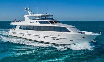 High Rise yacht charter Hargrave Motor Yacht