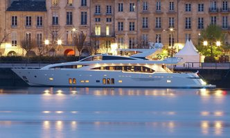 Arion yacht charter Couach Motor Yacht