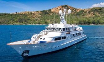 Maverick II yacht charter Nishii Shipyards Motor Yacht