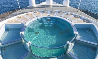 Luna B yacht charter Oceanco Motor Yacht