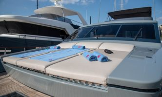 Kiss yacht charter Canados Motor Yacht