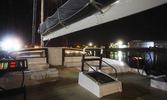 Nomad IV yacht charter Maxi Dolphin Sail Yacht