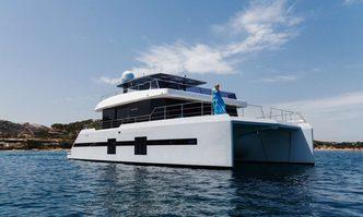 Kukla yacht charter Sunreef Yachts Motor Yacht