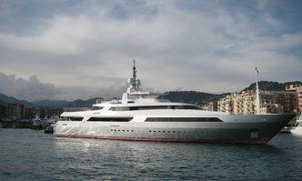 Vicky yacht charter Baglietto Motor Yacht