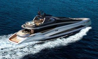 White Pearl yacht charter Tecnomar Motor Yacht