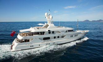 Mercury yacht charter Amels Motor Yacht