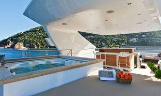 Seven S yacht charter Mondo Marine Motor Yacht