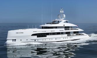 Home yacht charter Heesen Motor Yacht