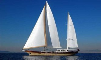Zelda yacht charter Su Marine Yachts Sail Yacht