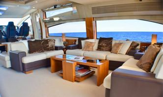 Mojito yacht charter Sunseeker Motor Yacht