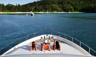 Sea Stream yacht charter Ferretti Yachts Motor Yacht
