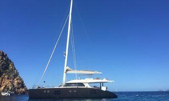 Seazen II yacht charter Sunreef Yachts Sail Yacht