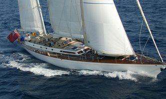 Volador yacht charter Royal Huisman Sail Yacht