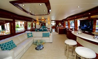 Exit Strategy yacht charter Hargrave Motor Yacht