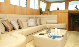 Babosch yacht charter Custom Motor Yacht