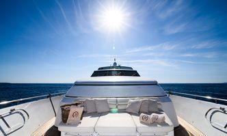 Zen yacht charter Sanlorenzo Motor Yacht