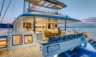 Amazing yacht charter Lagoon Sail Yacht
