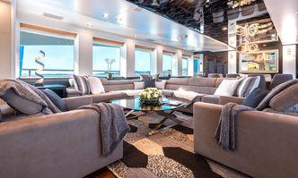 Africa I yacht charter Benetti Motor Yacht