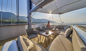 Dalmatino yacht charter Custom Sail Yacht