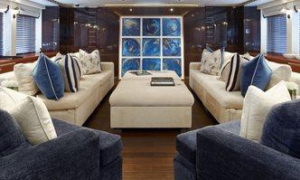 Rocket yacht charter Heesen Motor Yacht