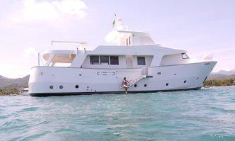 Shika Kamata yacht charter Catarsi Motor Yacht