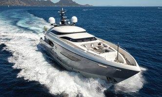 Gems II yacht charter Tamsen Yachts Motor Yacht