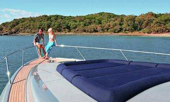 Moksha yacht charter Warren Yachts Motor Yacht