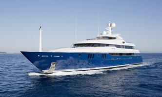 Sarah yacht charter Amels Motor Yacht