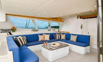 Blue Gryphon yacht charter Prout International Motor/Sailer Yacht