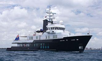 RH3 yacht charter RMK Marine Motor Yacht