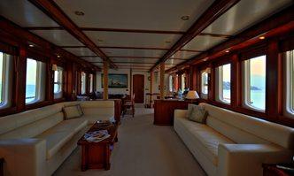 Silver Cloud yacht charter Custom Motor/Sailer Yacht