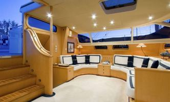 Imagine yacht charter Alloy Yachts Sail Yacht