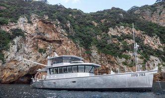 Grey Wolf II yacht charter Circa Marine & Industrial Motor Yacht