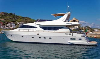 Aqva yacht charter Spertini Alalunga Motor Yacht