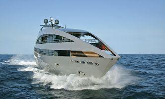 Ocean Sapphire yacht charter Rodriquez Yachts Motor Yacht