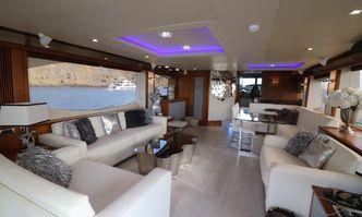 Li-Jor yacht charter Sunseeker Motor Yacht