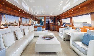 Quo Vadis yacht charter Maiora Motor Yacht