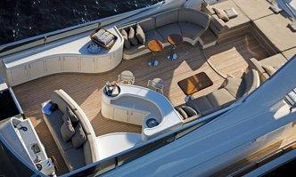 Seralin yacht charter Leopard Motor Yacht